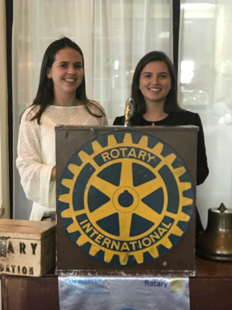 SJA Tops Rotary 4-Way Speech Contest