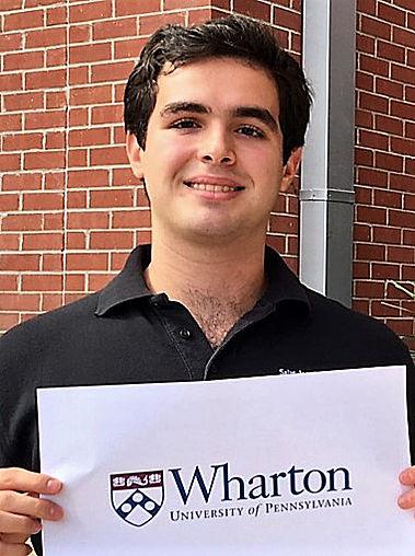 Andres Trevino '17 Class Valedictorian