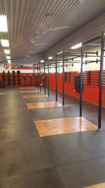 SJA Weight Room Gains Improvement