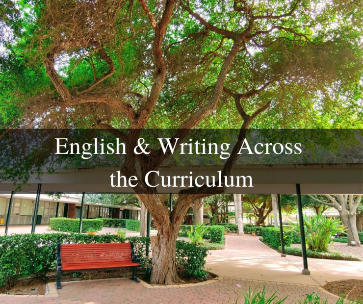 English & Writing Across the Curriculum